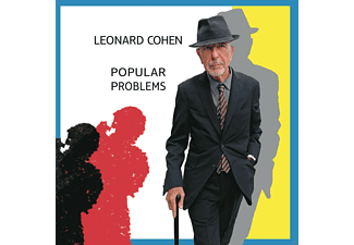 Leonard Cohen - Popular Problems - (LP + Bonus-CD)