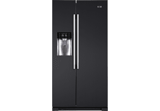 HAIER HRF-628IN6, Side-by-Side, A+, 1790 mm hoch, 910 mm breit, Anthrazit