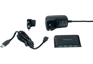 TARGUS USB 3.0 4 Port Hub