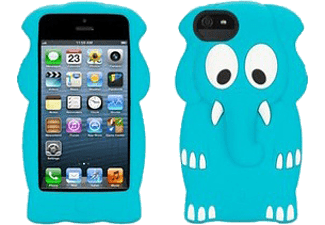 GRIFFIN GR-GB35611, Backcover, iPhone 5, iPhone 5s, Blau