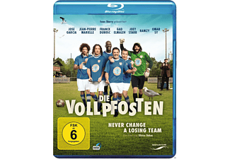 Die Vollpfosten - Never change a losing team [Blu-ray]