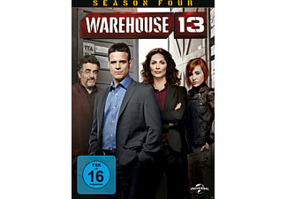 Warehouse 13 - Staffel 4 - (DVD)