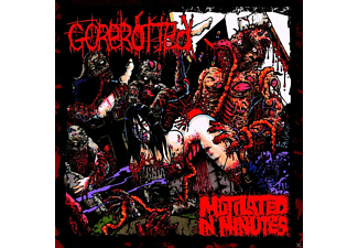 Gorerotted - Mutilated In Minutes - Picture Disc (Vinyl LP (nagylemez))