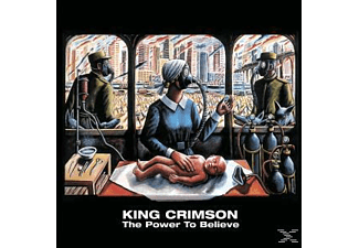 King Crimson - The Power To Believe (CD)