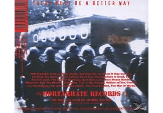 Conflict - There Must Be Another Way - (CD)