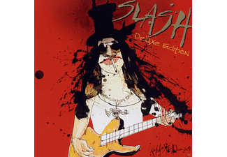 Slash - Slash (Deluxe Edition) - (CD + DVD Video)