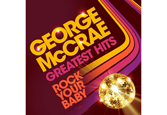 George McCrae - Rock Your Baby -Greatest Hits - (CD)