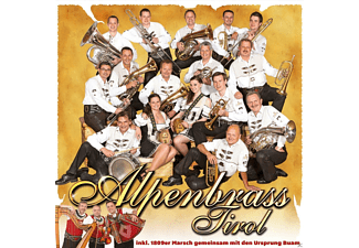 Alpenbrass Tirol - Á La Carte - (CD)