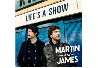 Martin And  James - Life's A Show [CD]