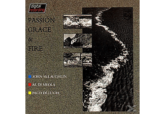 Paco de Lucía - PASSION, GRACE AND FIRE - (CD)
