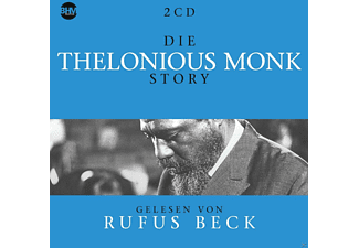 Thelonious Monk, Beck Rufus - Die Thelonious Monk Story...Musik & Bio - (CD)