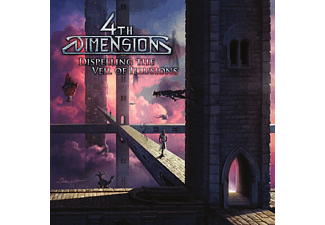 4th Dimension - Dispelling The Veil Of Illusions - (CD)