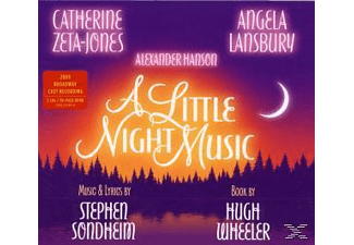 Stephen Sondheim - A Little Night Music - (CD)
