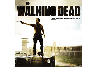VARIOUS - The Walking Dead [CD]