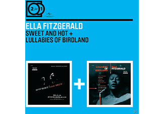 Ella Fitzgerald - 2 For 1: Sweet And Hot/ Lullabies Of Birdland [CD]
