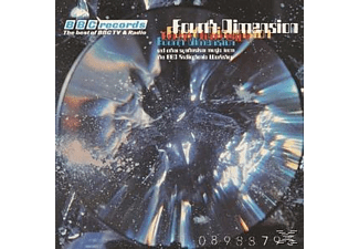 VARIOUS - BBC Radiophonic-Fourth Dimension - (Vinyl)