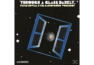 VARIOUS - BBC Radiophonic-Through A Glass, - (Vinyl)