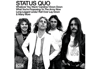 Status Quo - ICON - (CD)