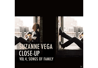 Suzanne Vega - Close-Up 4, Songs Of Family [CD]