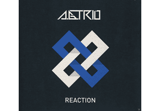 A.G.TRIO - Reaction - (CD)