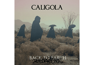 Caligola - BACK TO EARTH-RESURRECTION (NEW EDITION) [CD]