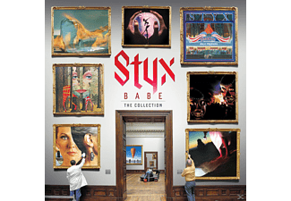 Styx - BABE - THE COLLECTION [CD]