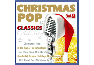 White Christmas All-stars - Christmas Pop Classics-Vol.2 [CD]
