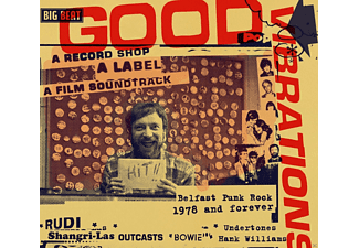 VARIOUS - Good Vibrations [CD]