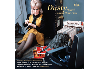 VARIOUS - Dusty Heard Them Here First [CD]