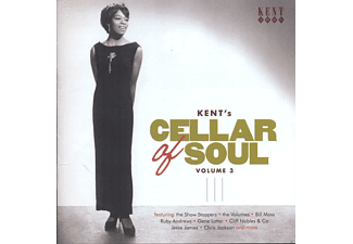 VARIOUS - Kent's Cellar Of Soul Vol.3 - (CD)