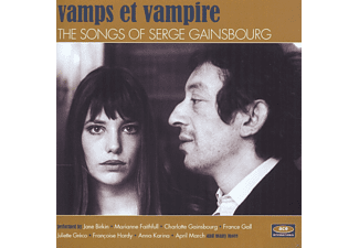 VARIOUS - Vamps Et Vampire-The Songs Of Serge Gainsbourg - (CD)