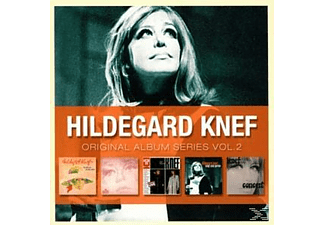 Hildegard Knef - Original Album Series Vol.2 [CD]