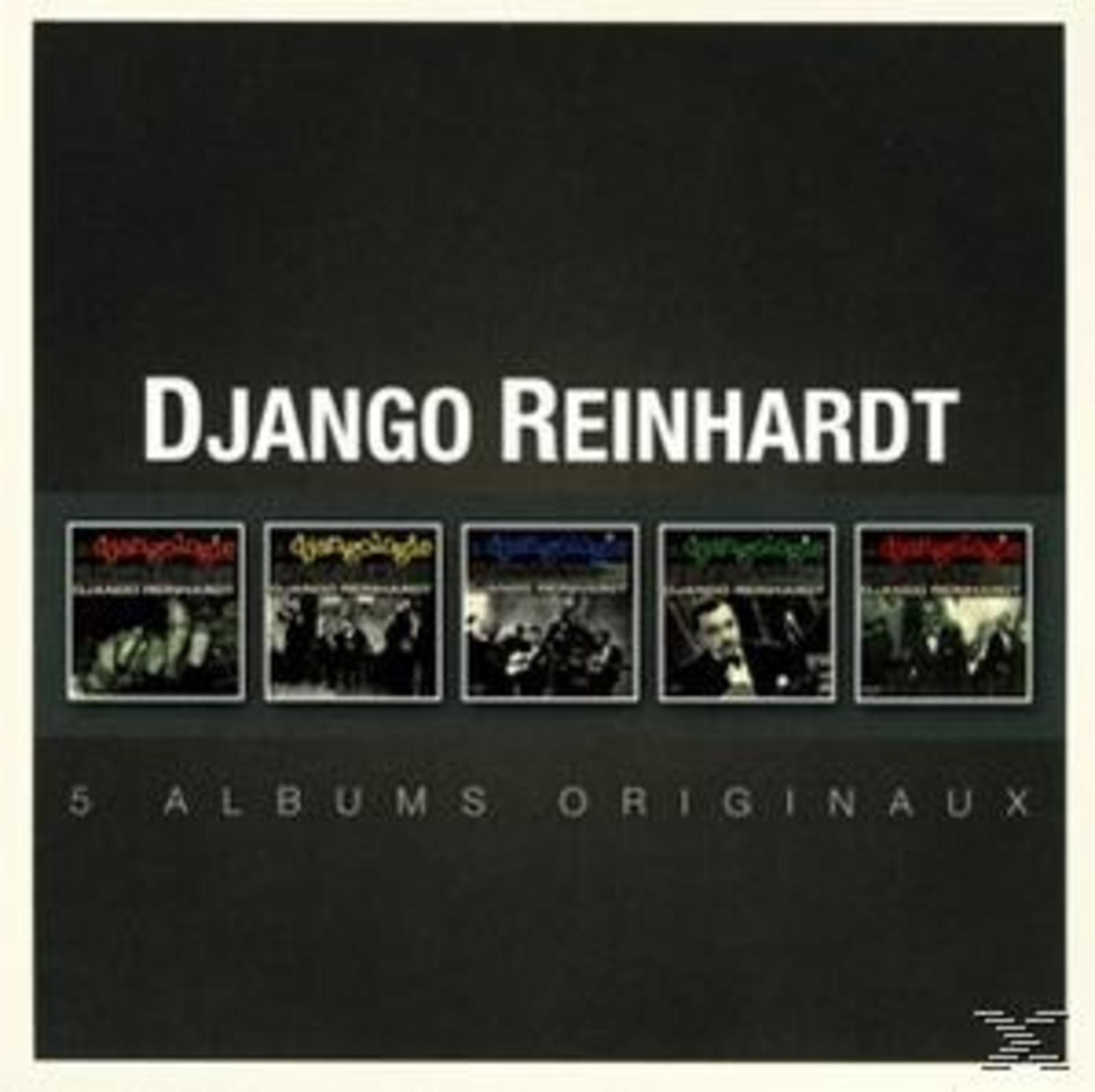Django Reinhardt - Original Album Series - (CD)