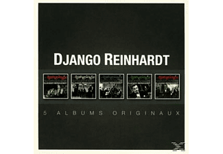 Django Reinhardt - Original Album Series - (CD)