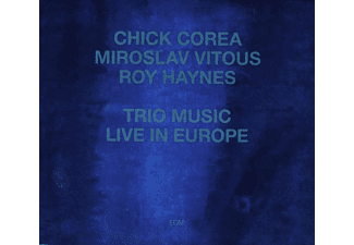Chick Corea - Trio Music - Live In Europe (CD)
