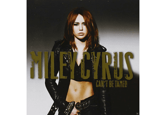 Miley Cyrus Can't Be Tamed Pop CD EXTRA/Enhanced