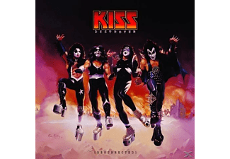 Kiss - DESTROYER - RESURRECTED - (CD)