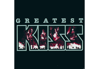 Kiss - Greatest Kiss (German Version) - (CD)