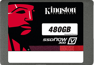 KINGSTON SSDNow V300 Drive 480GB - (SV300S37A/480G)