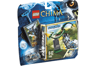 Lego Legends of Chima: Whirling Vines - Gorzan - (70109)
