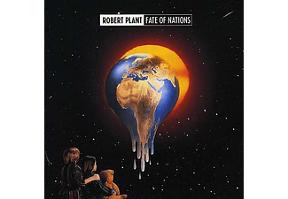 Robert Plant - Fate Of Nations (CD)
