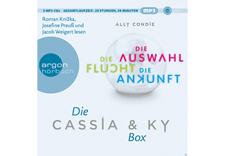 Various - Die Cassia & Ky-Box - (CD)