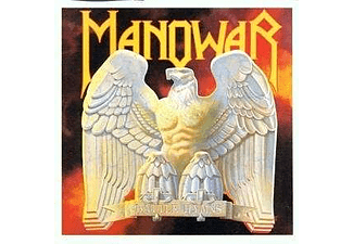 Manowar - Battle Hymns (CD)