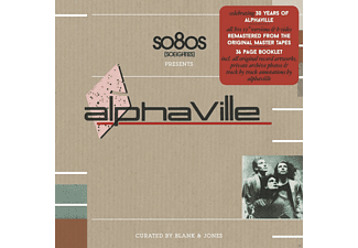 Alphaville - So8os Presents Alphaville-Curated By Blank & Jon [CD]