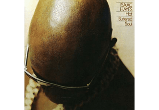 Isaac Hayes - Hot Buttered Soul (CD)