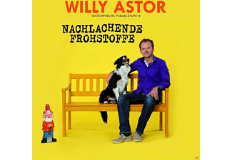 Willy Astor - Nachlachende Frohstoffe [CD]