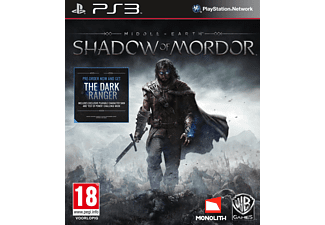 Middle Earth: Shadow Of Mordor | PlayStation 3