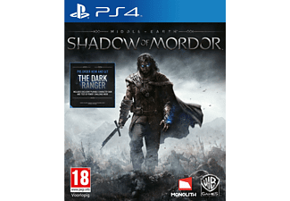 Middle Earth: Shadow Of Mordor | PlayStation 4