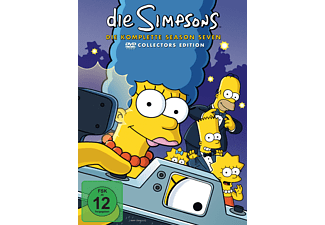 Die Simpsons - Staffel 7 Animation/Zeichentrick DVD