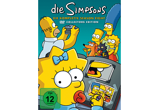 Die Simpsons - Staffel 8 Animation/Zeichentrick DVD